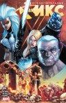 Обложка комикса Исключительные Люди-Икс №6