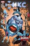 Обложка комикса Исключительные Люди-Икс №8
