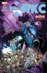 Обложка комикса Исключительные Люди-Икс №10