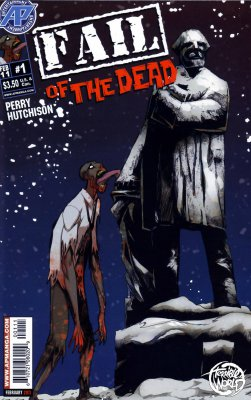 Серия комиксов Неполадки со Смертью