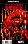 Обложка комикса Падение Халков: Красный Халк №2
