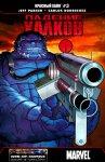 Обложка комикса Падение Халков: Красный Халк №3