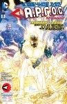 Обложка комикса Извечное Зло: А.Р.Г.О.С. №3