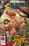 Обложка комикса Извечное Зло: А.Р.Г.О.С. №4