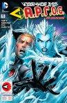 Обложка комикса Извечное Зло: А.Р.Г.О.С. №5