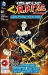 Обложка комикса Извечное Зло: А.Р.Г.О.С. №6