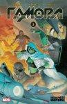 Обложка комикса Гамора №5