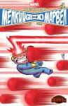 Обложка комикса Гигантский Размер Мелкий против Марвел №2