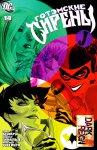 Обложка комикса Готэмские Сирены №14