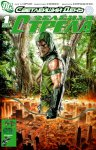Обложка комикса Зелёная Стрела №1