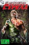 Обложка комикса Зелёная Стрела №3