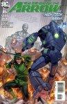 Обложка комикса Зелёная Стрела №15