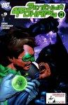 Обложка комикса Зелёный Фонарь №9