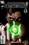 Обложка комикса Зелёный Фонарь №10