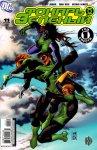 Обложка комикса Зелёный Фонарь №11