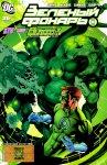 Обложка комикса Зелёный Фонарь №26