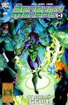 Обложка комикса Зелёный Фонарь №28