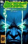 Обложка комикса Зелёный Фонарь №35