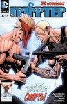 Обложка комикса Грифтер №8
