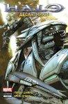 Обложка комикса Halo: Десантники №4