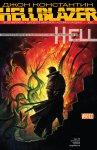 Обложка комикса Джон Константин: Посланник ада №287
