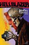 Обложка комикса Джон Константин: Посланник ада №298