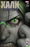Обложка комикса Халк №7