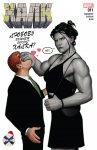 Обложка комикса Халк №11
