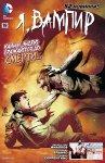 Обложка комикса Я, Вампир №19