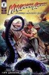 Обложка комикса Индиана Джонс и Гробница Морского Дьявола