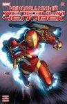 Обложка комикса Непобедимый Железный Человек №2