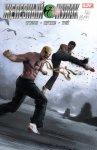 Обложка комикса Железный Кулак №3