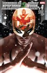 Обложка комикса Железный Кулак №4
