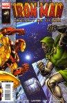 Обложка комикса Железный Человек: Наследие Дума №1