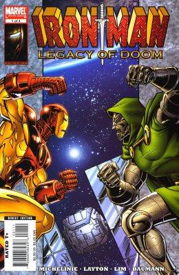 Серия комиксов Железный Человек: Наследие Дума