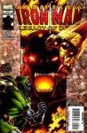 Обложка комикса Железный Человек: Наследие Дума №2