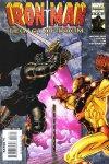 Обложка комикса Железный Человек: Наследие Дума №3