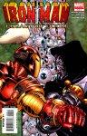 Обложка комикса Железный Человек: Наследие Дума №4