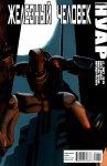 Обложка комикса Железный Человек Нуар №1