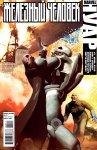 Обложка комикса Железный Человек Нуар №4
