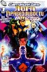 Обложка комикса Лига Справедливости: Потерянное Поколение №1