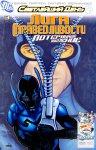 Обложка комикса Лига Справедливости: Потерянное Поколение №3