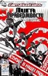 Обложка комикса Лига Справедливости: Потерянное Поколение №4