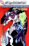 Обложка комикса Лига Справедливости: Потерянное Поколение №7