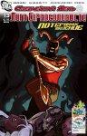 Обложка комикса Лига Справедливости: Потерянное Поколение №13