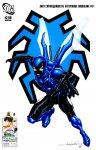 Обложка комикса Лига Справедливости: Потерянное Поколение №17