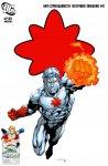 Обложка комикса Лига Справедливости: Потерянное Поколение №18