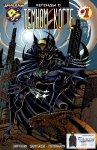 Обложка комикса Легенды о Темном Когте