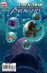 Обложка комикса Локхид и Животные Мстители №3