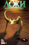 Обложка комикса Локи: Агент Асгарда №11
